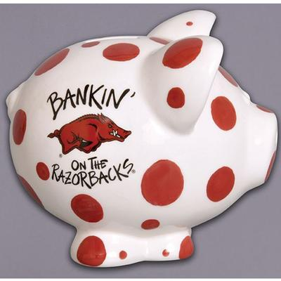 Arkansas Piggy Bank