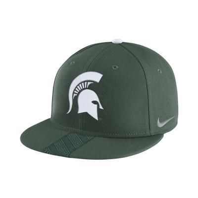 Michigan State Nike Adjustable Sideline Cap