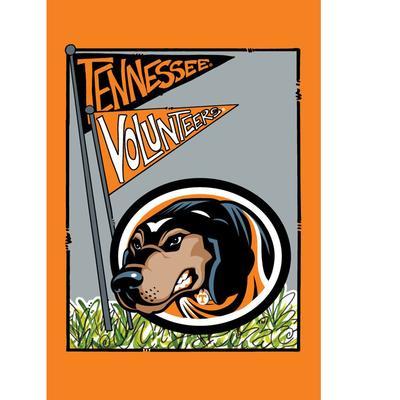 Tennessee Smokey Garden Flag