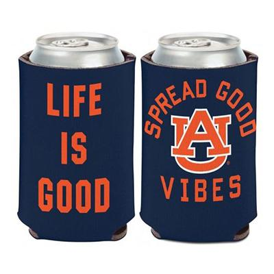 Auburn Tigers Life Is Good Koozie