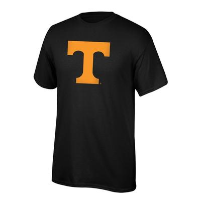 Tennessee Power T Logo Tee Shirt BLACK