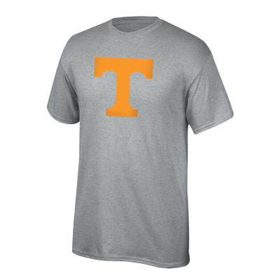 Tennessee Power T Logo Tee Shirt OXFORD