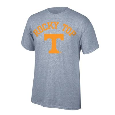 Tennessee Rocky Top Arch with Power T Tee Shirt OXFORD