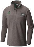 Michigan State Columbia Harborside Fleece Pullover