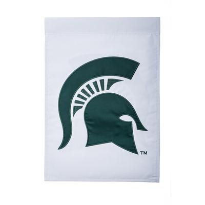 Michigan State Evergreen Garden Flag
