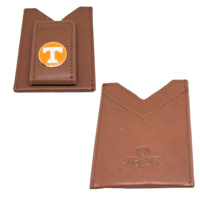 Tennessee Leather Credit Card Holder
