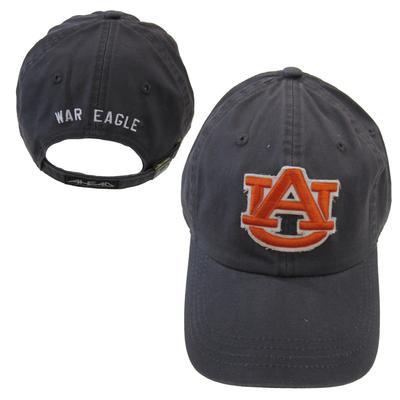 Auburn Classic War Eagle Hat GRAPHITE