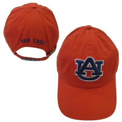 Auburn Classic War Eagle Hat ORANGE