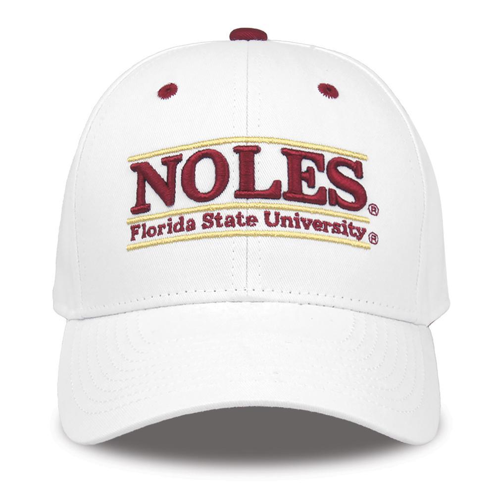 Florida State Nickname Bar Cap