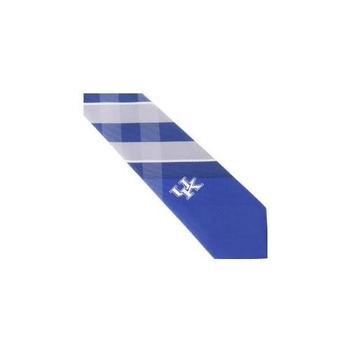 Kentucky Woven Polyester Grid Tie