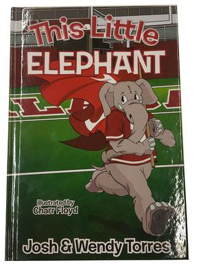 The Little Elephant Children's Book