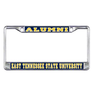 ETSU Alumni License Plate Frame