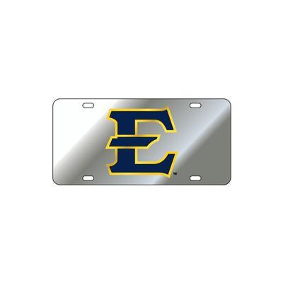 ETSU Mirror E License Plate