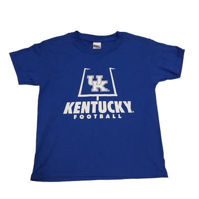 Kentucky Boys Goal Post Logo Tee