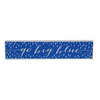 Kentucky Go Big Blue Self Block