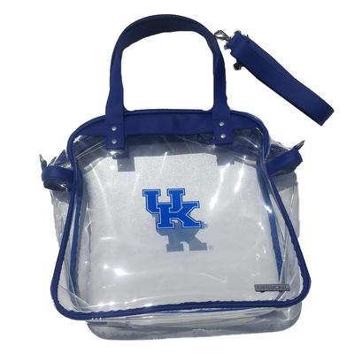 Kentucky Clear Stadium Tote