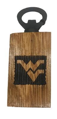 West Virginia Timeless Etchings WV Logo Mini Bottle Opener