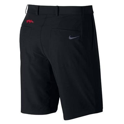 Arkansas Nike Golf Hybrid Woven Golf Short