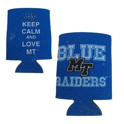 MTSU Slogan Can Coozie
