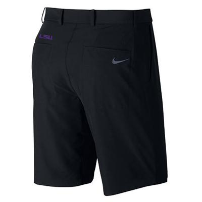 LSU Nike Golf Hybrid Woven Golf Short
