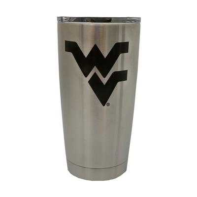 West Virginia YETI 20oz Rambler With Lid