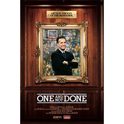 ESPN 30 for 30 DVD: ONE and NOT DONE