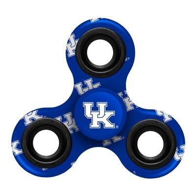 Kentucky Allover Logo Fidget Spinner