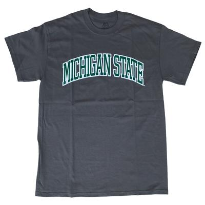 Michigan State Arch Tee