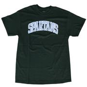 Michigan State Spartans Arch Tee