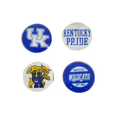 Kentucky Legacy Dome Fridge Magnet 4 Pack
