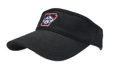 State of Arkansas State Flag Visor