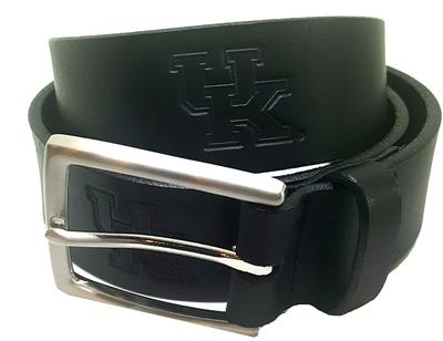 Kentucky Leather Belt BLACK