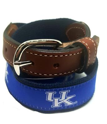 Kentucky Moonshine Web Belt