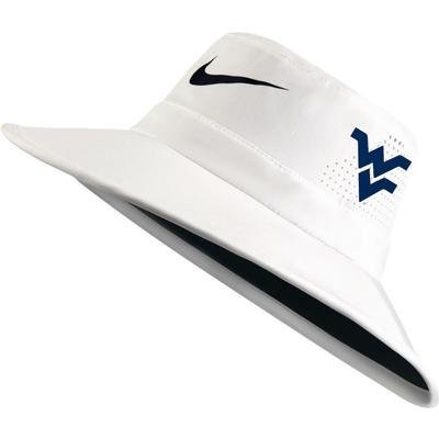 West Virginia Nike Golf UV Flex Bucket Hat