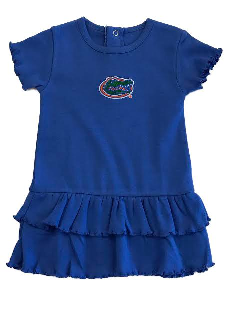 Florida Infant Ruffled Dress