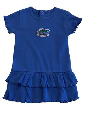 Florida Infant Ruffled Dress