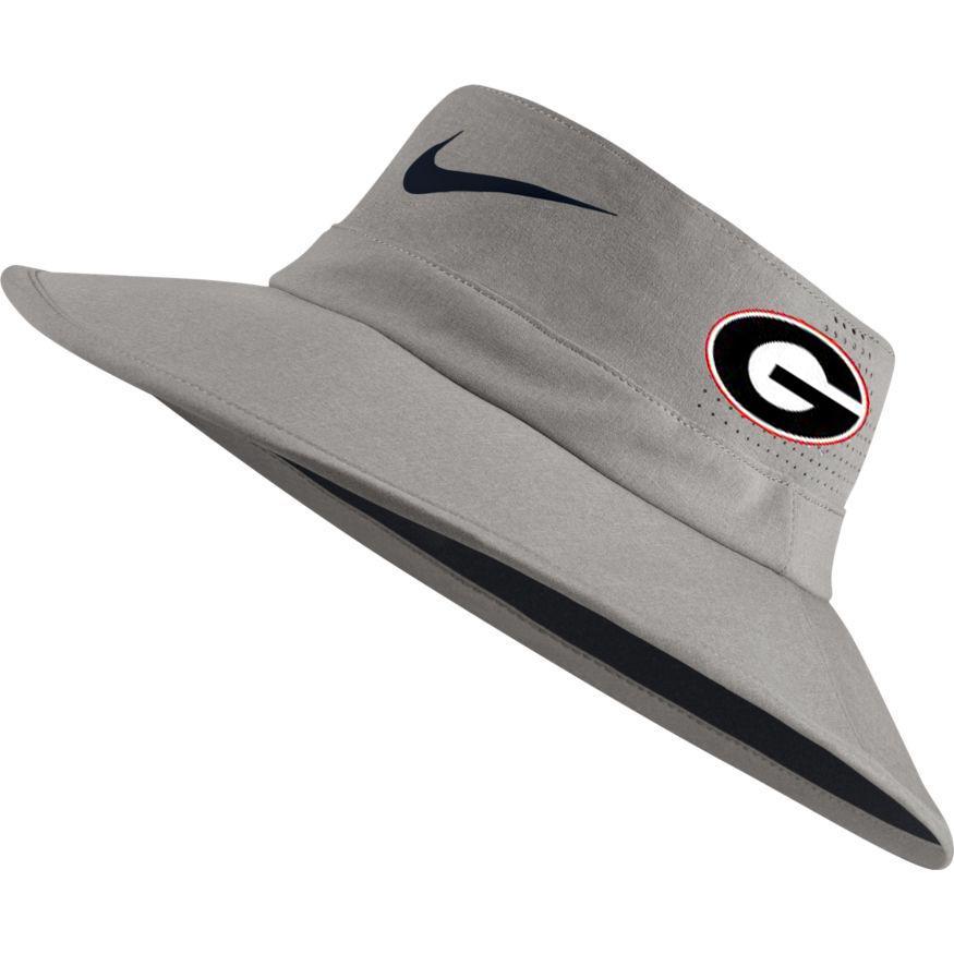 Georgia Nike Golf Uv Flex Bucket Hat