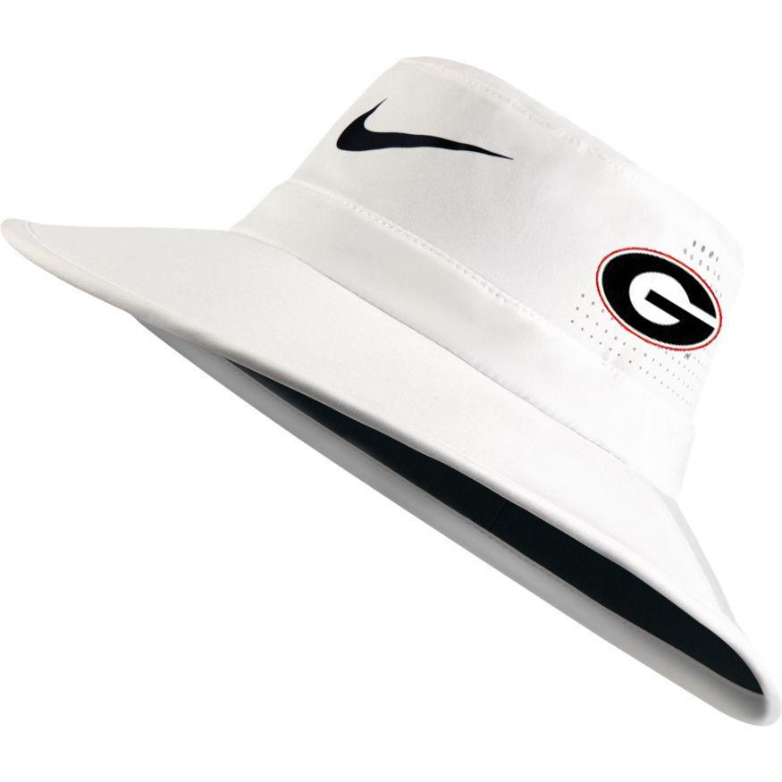 Georgia Nike Golf Uv Flex Bucket Hat