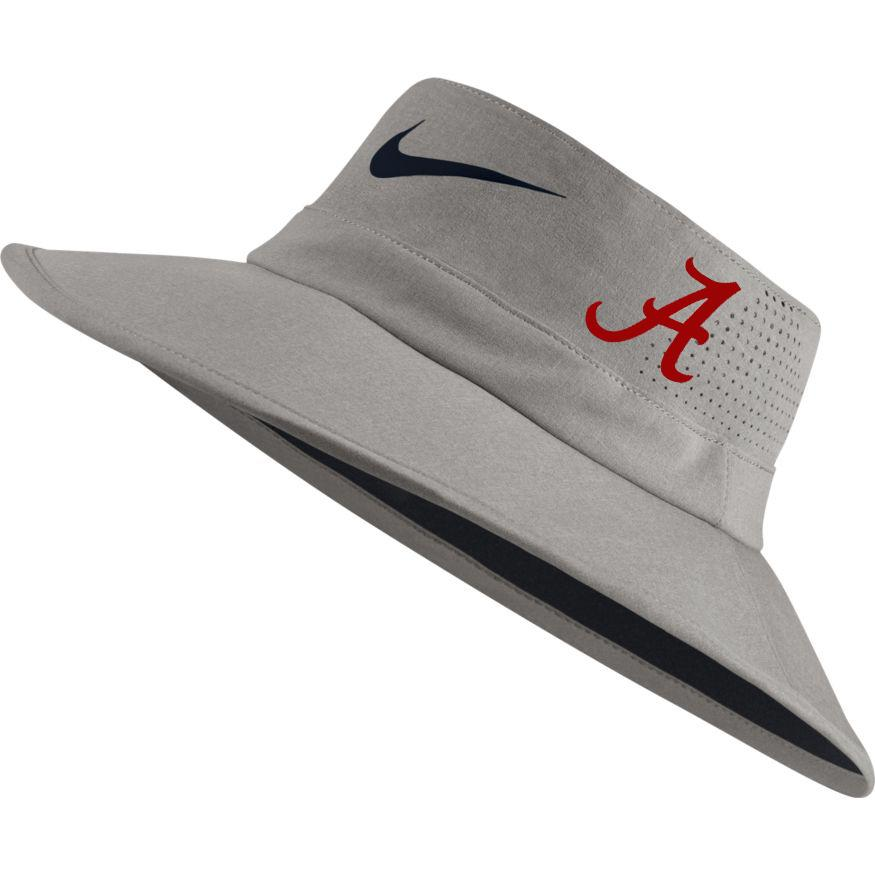 269c42c30 Alabama Nike Golf UV Flex Bucket Hat - Alumni Hall