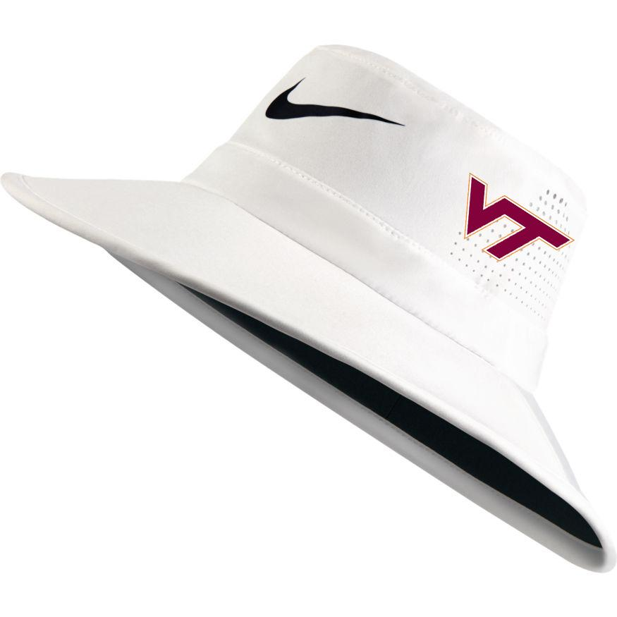 Virginia Tech Nike Golf Uv Flex Bucket Hat