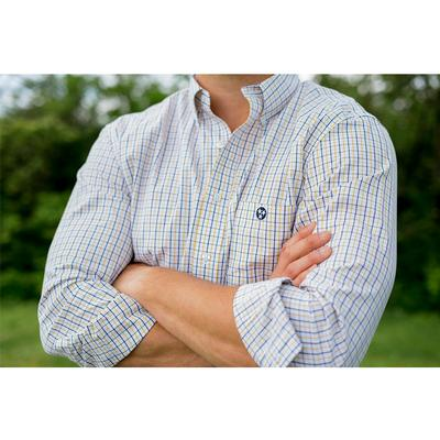 Tennessee Tristar Woven Button Down by Volunteer Traditions