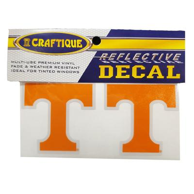 Tennessee Power T Reflective Decal