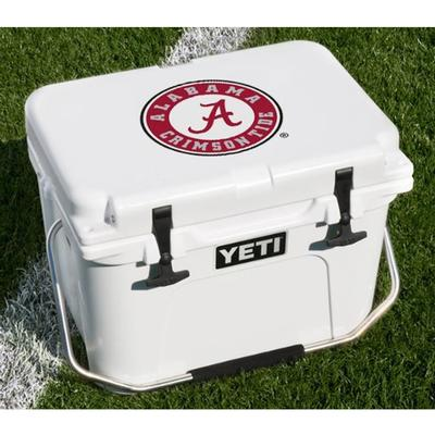 Alabama YETI Roadie 20 Cooler