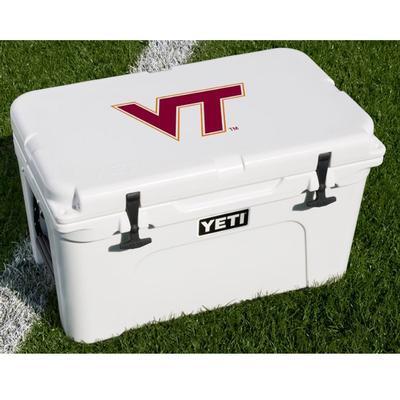 Virginia Tech YETI Tundra 45 Cooler