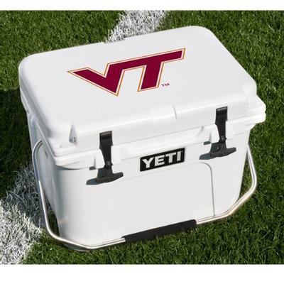Virginia Tech Yeti Roadie 20 Cooler
