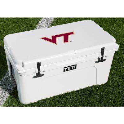 Virginia Tech YETI Tundra 65 Cooler