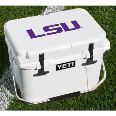 LSU Yeti Roadie 20 Cooler