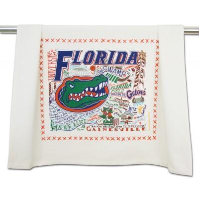 Florida Catstudio Dish Towel