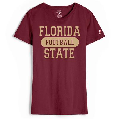 Florida State League Freshy Football V-Neck T-Shirt