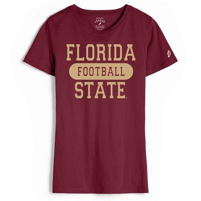 Florida State League Freshy Football V-Neck T-Shirt